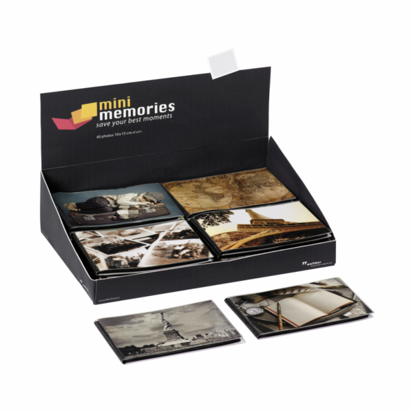 Album Walther Travel 10x15 36ks