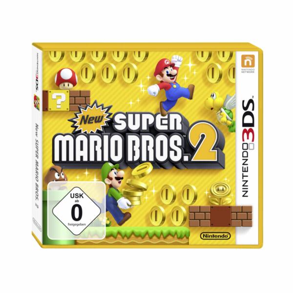 Nintendo 3DS New Super Mario Bros. 2