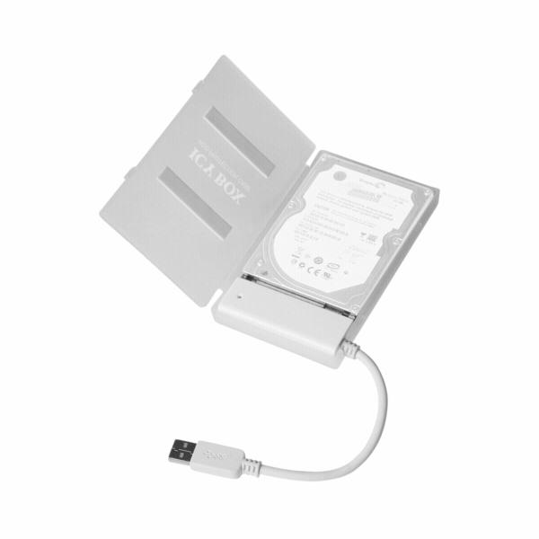 RaidSonic ICY BOX IB-AC603a U3 Adap.+ pouzdro 2,5 na USB 3.0