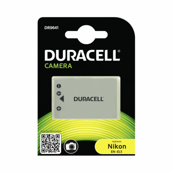 Duracell Li-Ion aku 1180 mAh pro Nikon EN-EL5