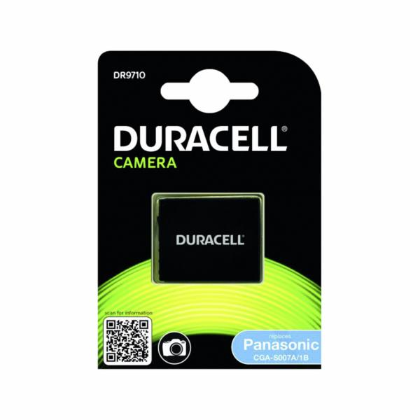 Duracell Li-Ion Akku 950 mAh for CGA-S007