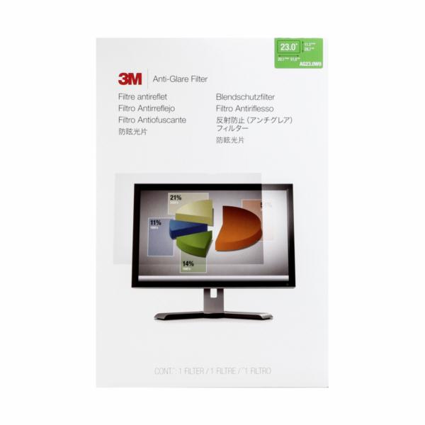 3M AG230W9 anti-lesk. filtr pro sirokouhl. monitory 23