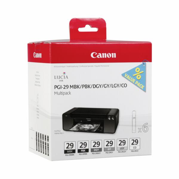 Canon PGI-29Multi - originální