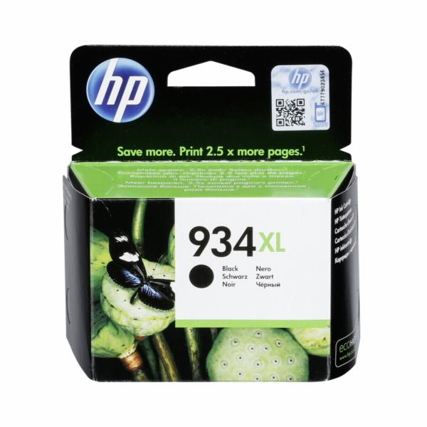 HP C2P23AE cartridge cerna c. 934 XL