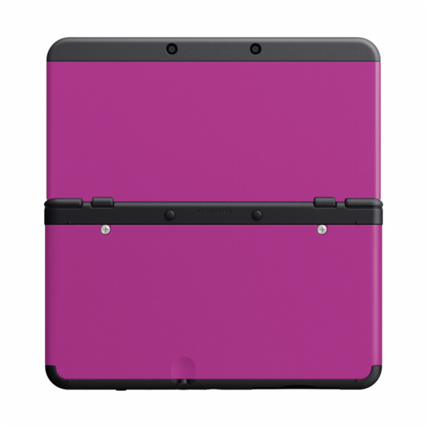 Nintendo New 3DS Cover 019 ruzova