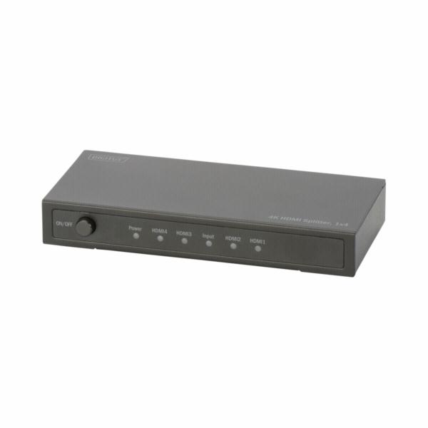 DIGITUS 4K HDMI Splitter 1x4