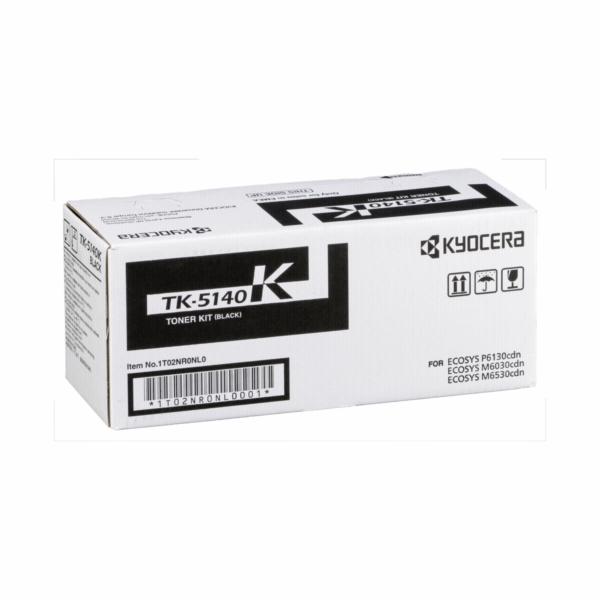 Kyocera toner TK-5140 K cerna
