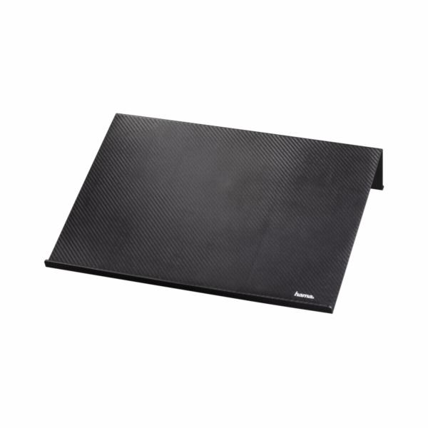 Hama stojan pro notebook karbon style