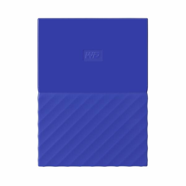 Western Digital My Passport 4TB Blue HDD USB 3.0
