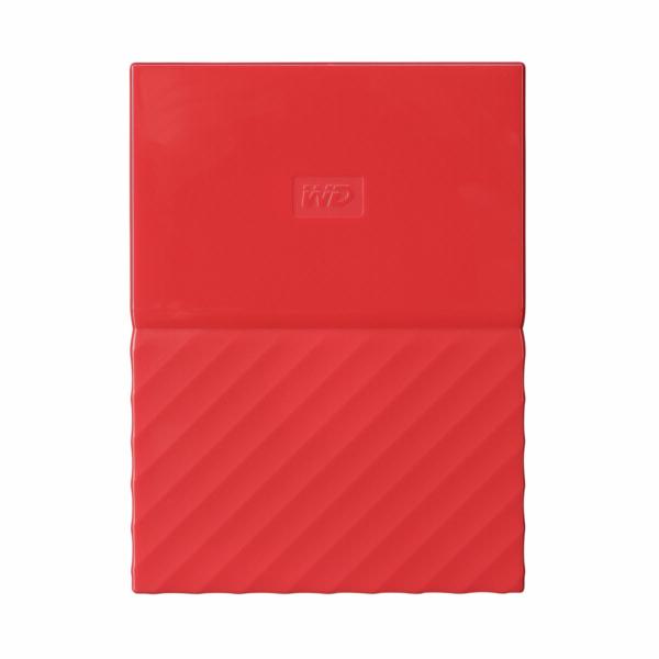 Western Digital My Passport 4TB red HDD USB 3.0