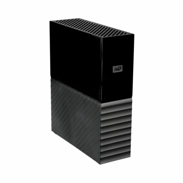 Western Digital WD MyBook 6TB USB 3.0 black