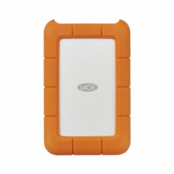 LaCie Rugged USB-C 4TB odolný externí pevný disk