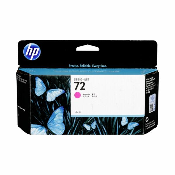 Inkoust HP Ink No 72 purpurová, C9372A 130ml