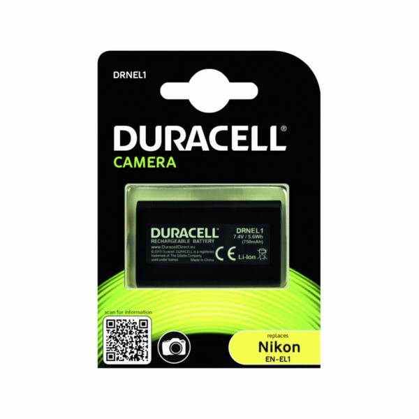 Duracell Li-Ion Akku 750 mAh for EN-EL1