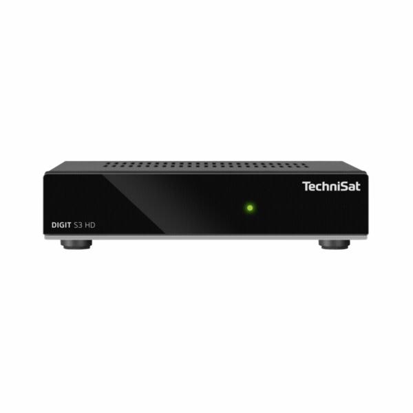DIGIT S3 HD, Sat-Receiver