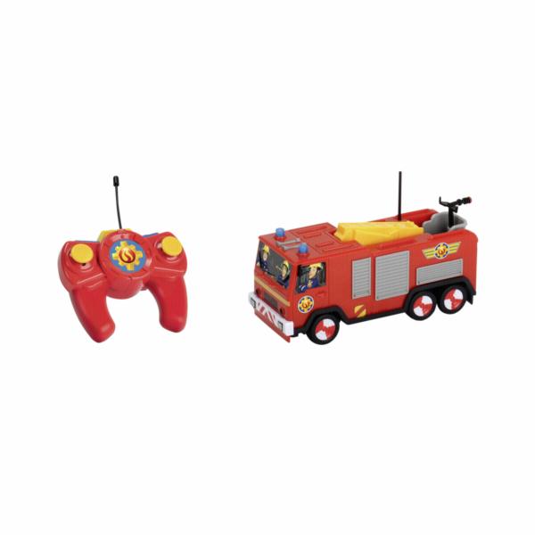 Dickie RC Feuerwehrmann Sam Jupiter 1:24 hasicský vuz
