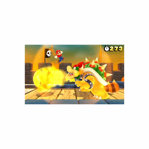 Nintendo 3DS Super Mario 3D Land Selects