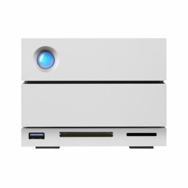 LaCie 2big Dock USB-C 16TB Thunderbolt 3 USB 3.0