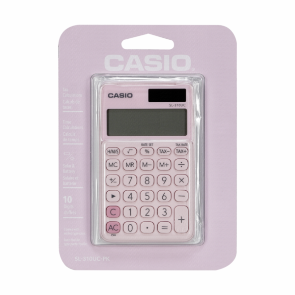 Casio SL-310UC-PK ruzova
