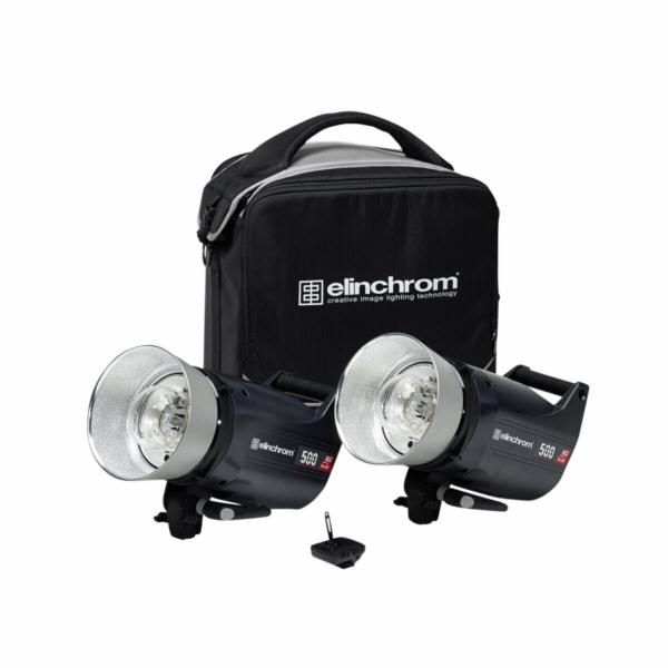 Elinchrom ELC Pro HD 500/500 to go Set