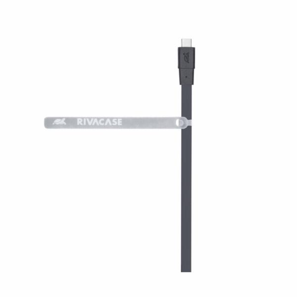 RIVACASE 6003 BK12 E Type-C 3.0 USB kabel