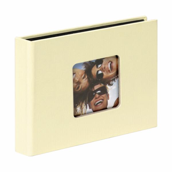 Walther Fun krem. 10x15 Mini Album pro 36 Foto. MA353H