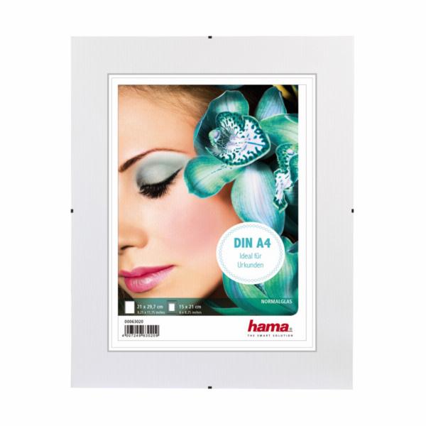 Hama Clip-Fix PS DIN A4 21x29,7 frameless 61595