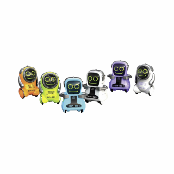 Silverlit POKIPOT Robot (color assorted)