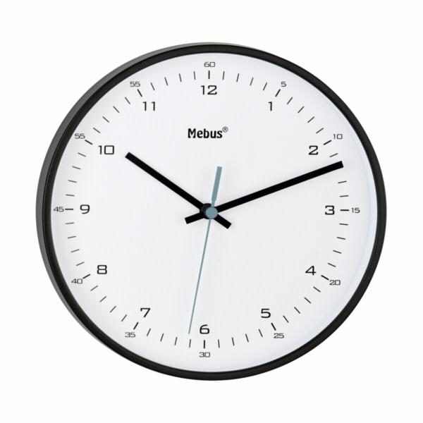 Mebus 16287 quarz nástenné hodiny