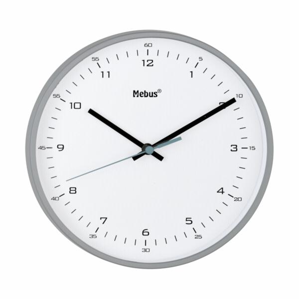 Mebus 16289 quarz nástenné hodiny