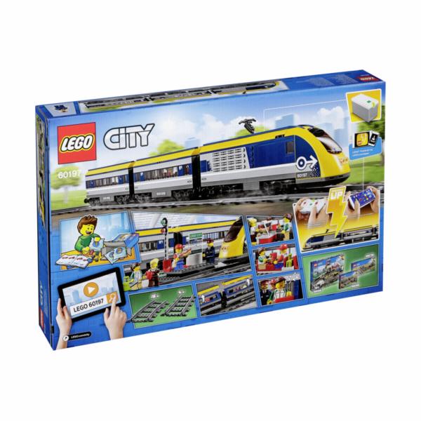 Lego City Osobní vlak