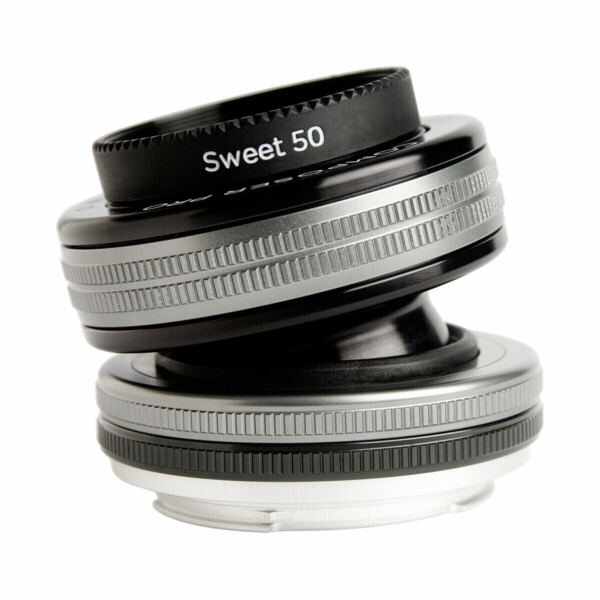 Lensbaby Composer Pro II incl. Sweet 50 Optic Pentax K