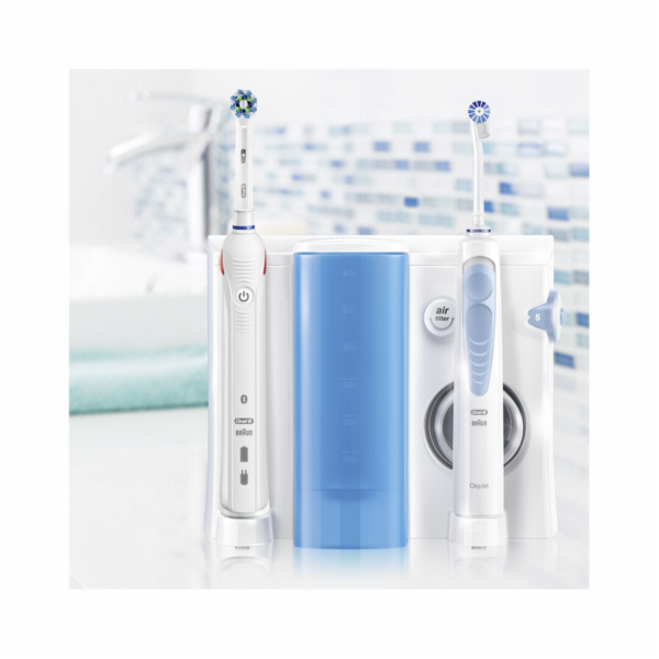Braun Oral-B Center OxyJet ustni sprcha + Oral-B SMART 5