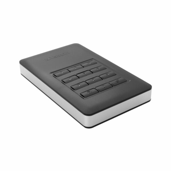 Verbatim Store n Go 2TB Secure Portable USB 3.1