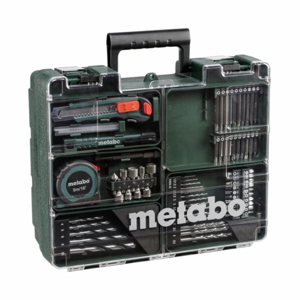 Metabo BS 18 Li set+ 2x aku+kufr aku vrtacka-sroubovák