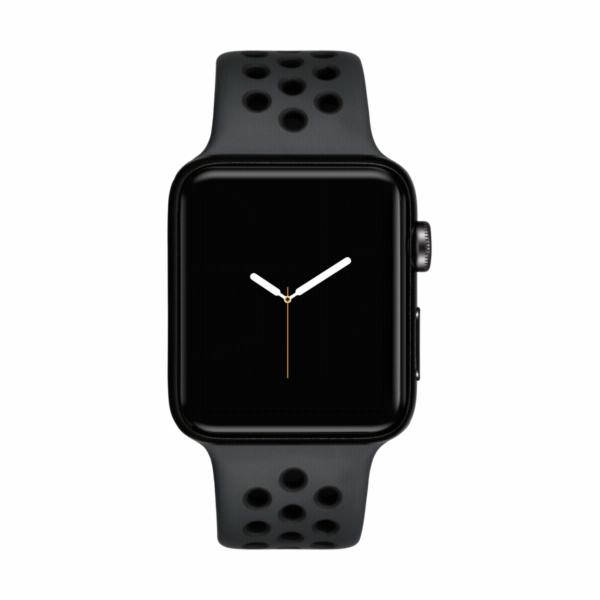 Apple Watch Nike+ Series 3 GPS 38mm Grey Alu Nike Band