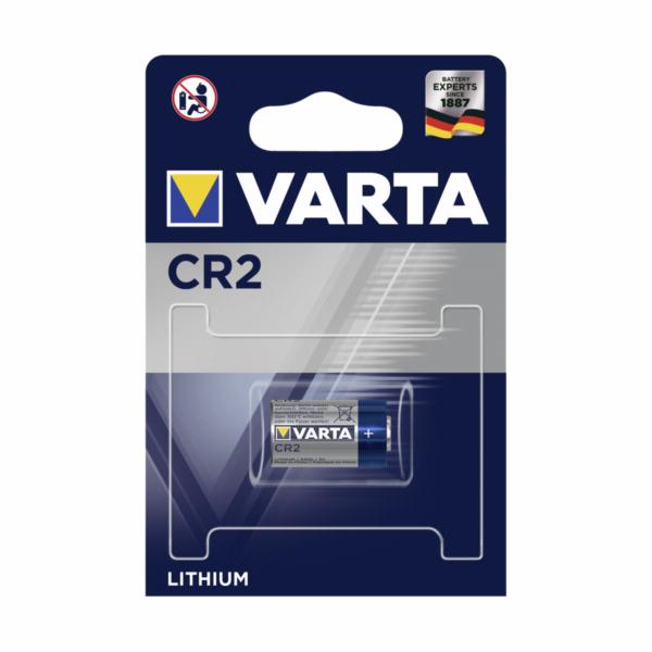 1 Varta Professional CR 2