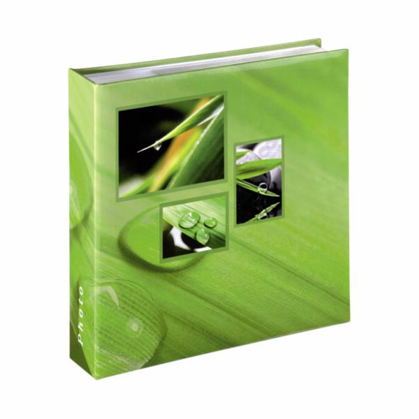 Hama Memo Singo 10x15 200 fotografii zelena 106257