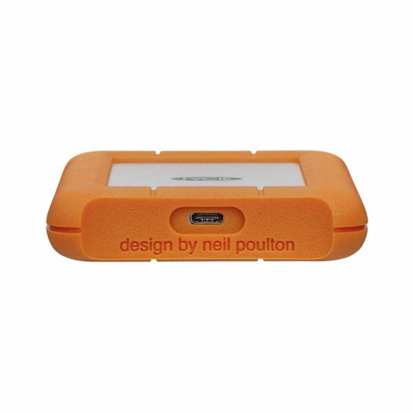 LaCie Rugged USB-C 1TB odolný externí pevný disk