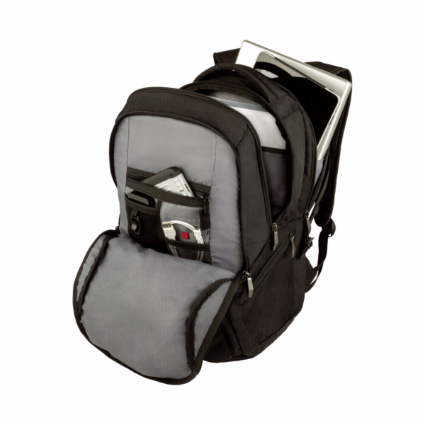 Wenger Transit 16 40cm Deluxe Laptop ruksak cerna