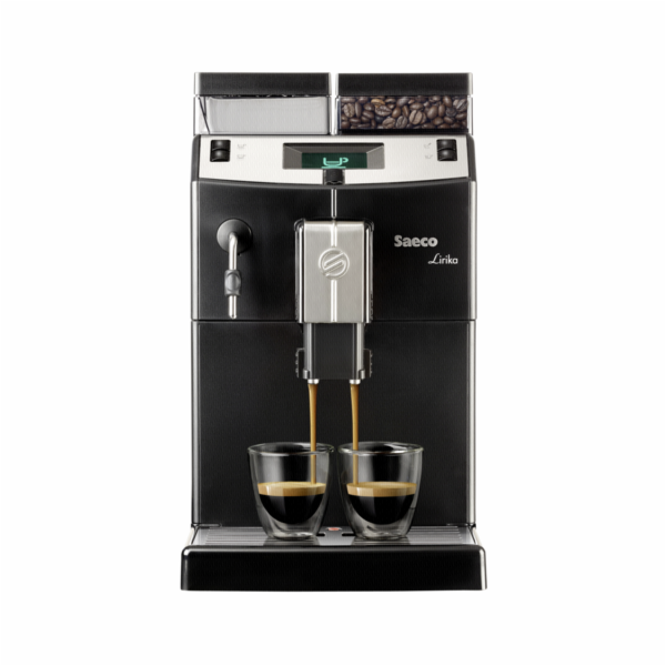 Saeco Lirika Coffee BLACK