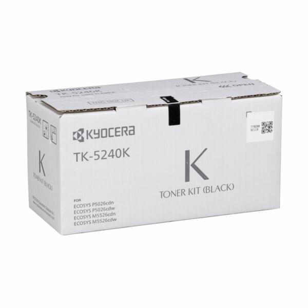 Kyocera toner TK-5240 K cerna