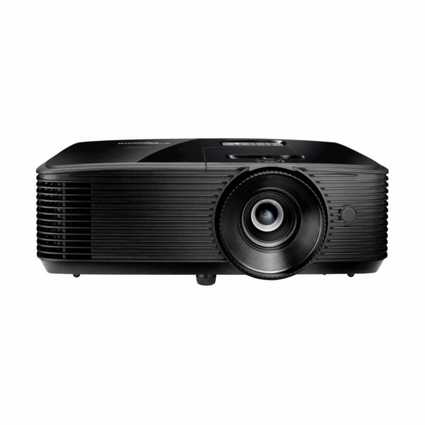 Optoma projektor HD144X (DLP, FULL 3D, 1080p, 3 400 ANSI, 23 000:1, HDMI, MHL, 10W speaker)