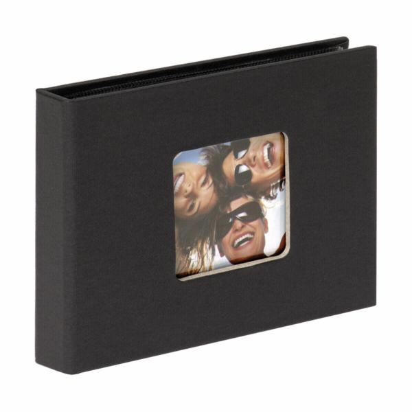 Walther Fun cerna 10x15 Mini Album pro 36 Foto. MA353B