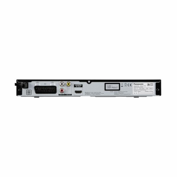 Panasonic DVD-S700EG-K cerna
