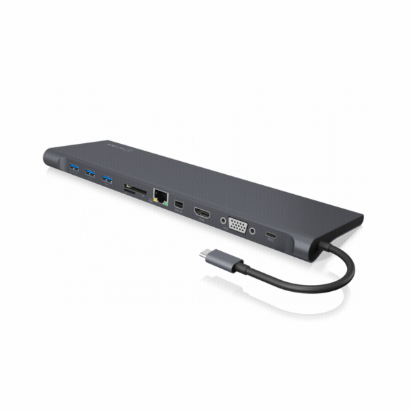 Raidsonic ICY BOX IB-DK2102-C USB Type-C Docking