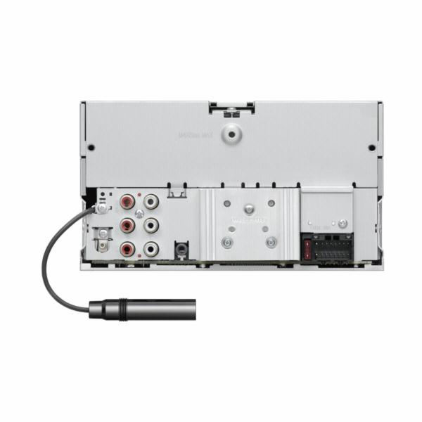 JVC KW-DB93BT vc. DAB-anteny
