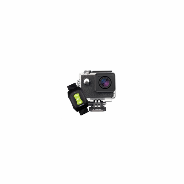 LAMAX X3.1 Atlas - akční kamera / rozbaleno