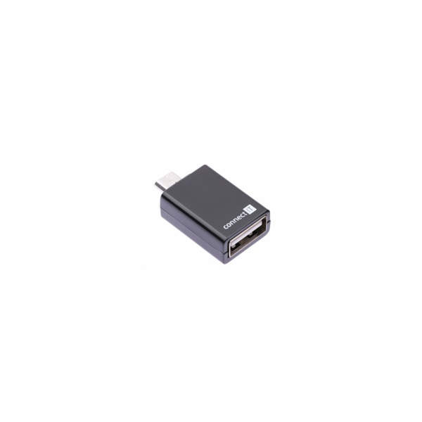 CONNECT IT Redukce USB 2.0 A - Micro B OTG (F/M, On The Go kompatibilní)