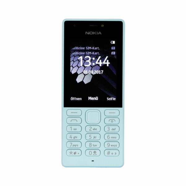 Nokia 216 Dual Sim mintblue